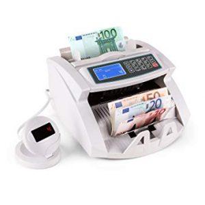compteuse détecteur de faux billets
